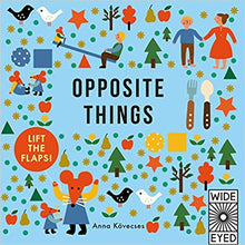 Opposite Things - Me Books Asia Store