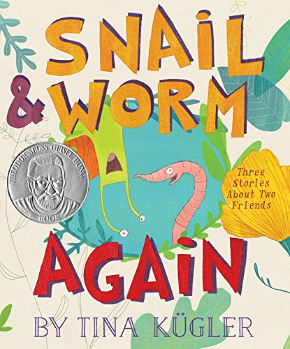 Snail and Worm Again: Three Stories about Two Friends - Me Books Asia Store