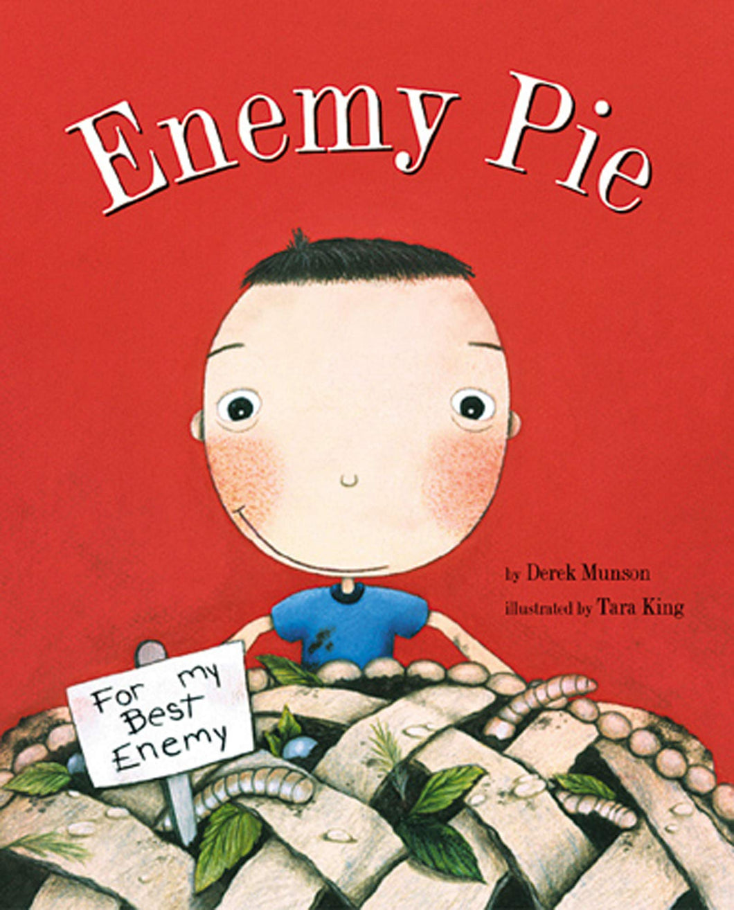 Enemy Pie (Reading Rainbow book) - Me Books Asia Store
