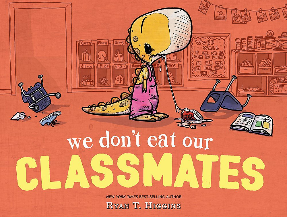 We Don't Eat Our Classmates - Me Books Asia Store