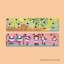 Avenue Mandarine Card Games 7 Families, Endangered Animals - Me Books Store