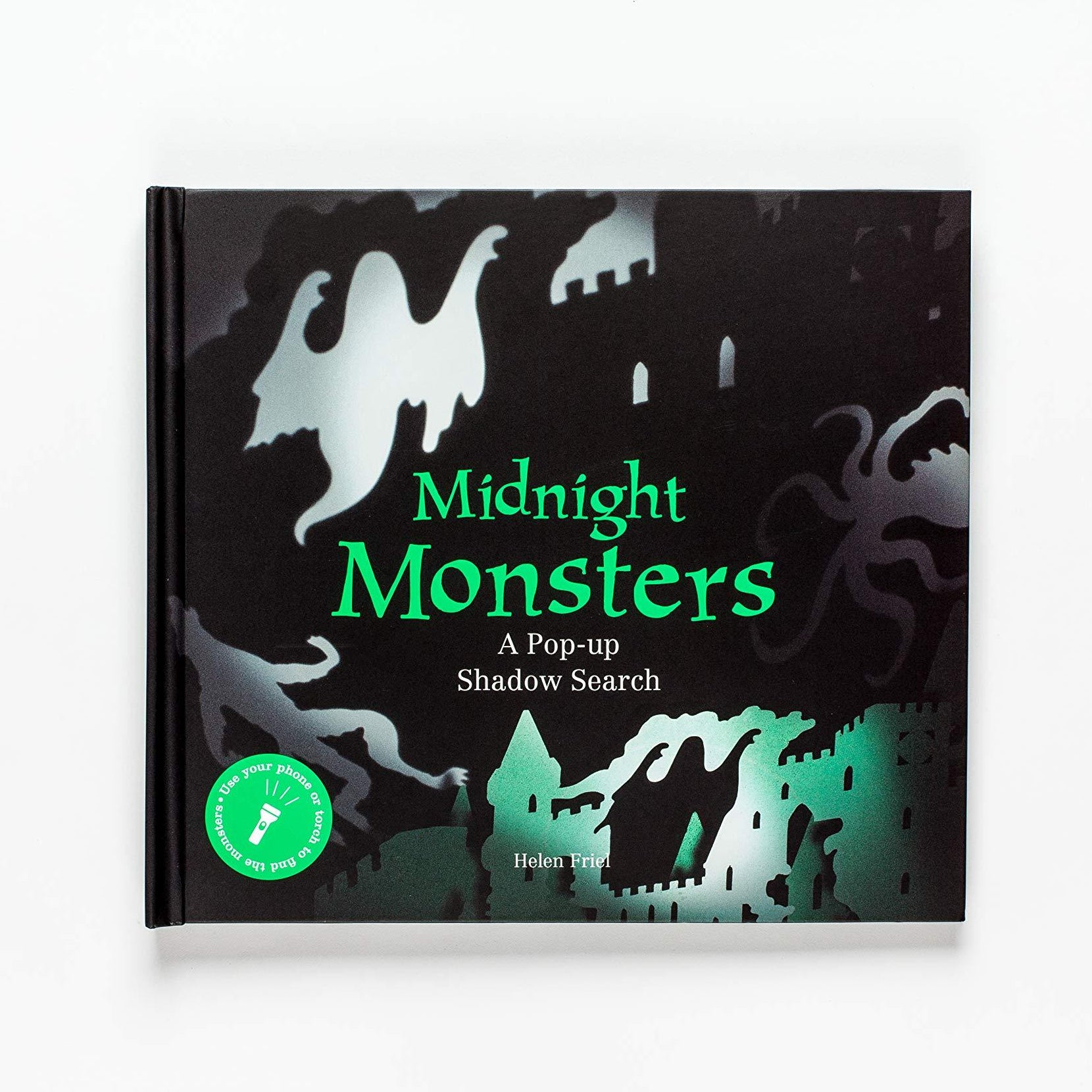 Midnight Monsters: A Pop-up Shadow Search - Me Books Asia Store