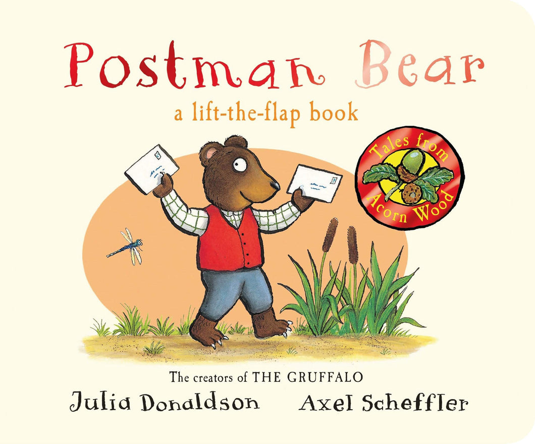 Postman Bear (Tales From Acorn Wood) - Me Books Asia Store