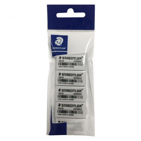 Staedtler Eraser 526 Economy 35x18x12mm 5s - Me Books Store