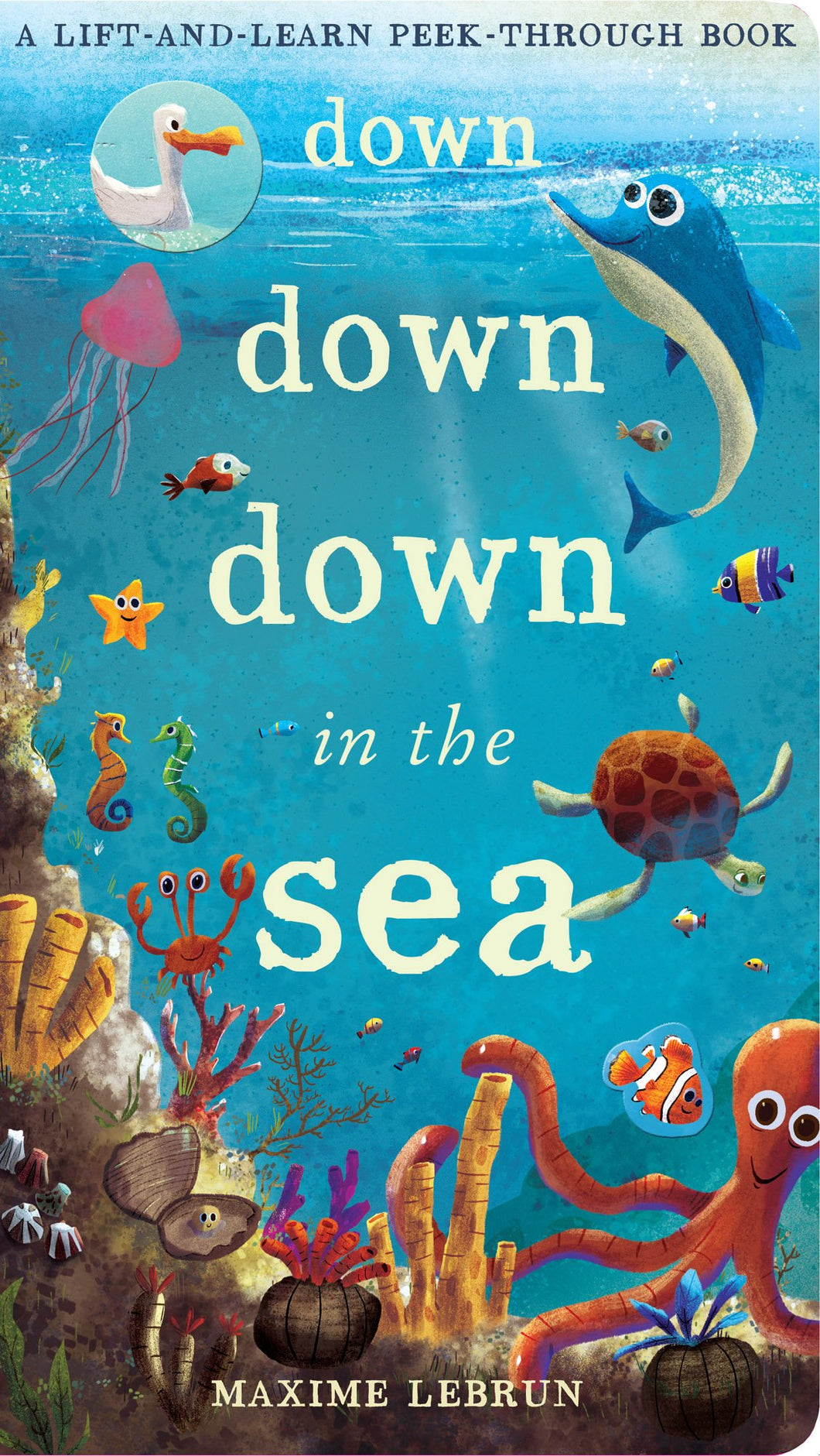 Down Down Down in the Sea - Me Books Store