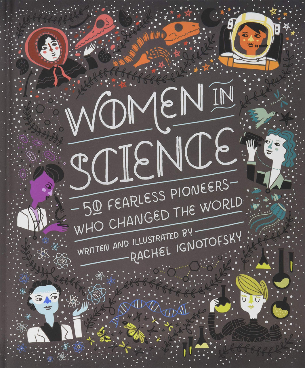 Women in Science: 50 Fearless Pioneers Who Changed the World Me Books Asia Store