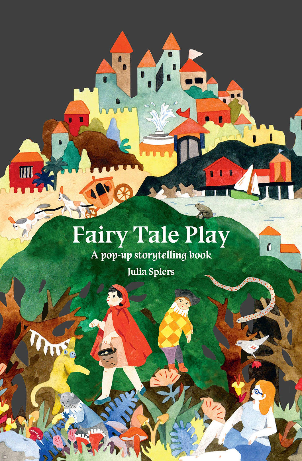 Fairy Tale Play A Pop-up Storytelling Book - Me Books Asia Store