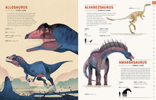 Dictionary of Dinosaurs: an illustrated A to Z of every dinosaur ever discovered - Me Books Asia Store