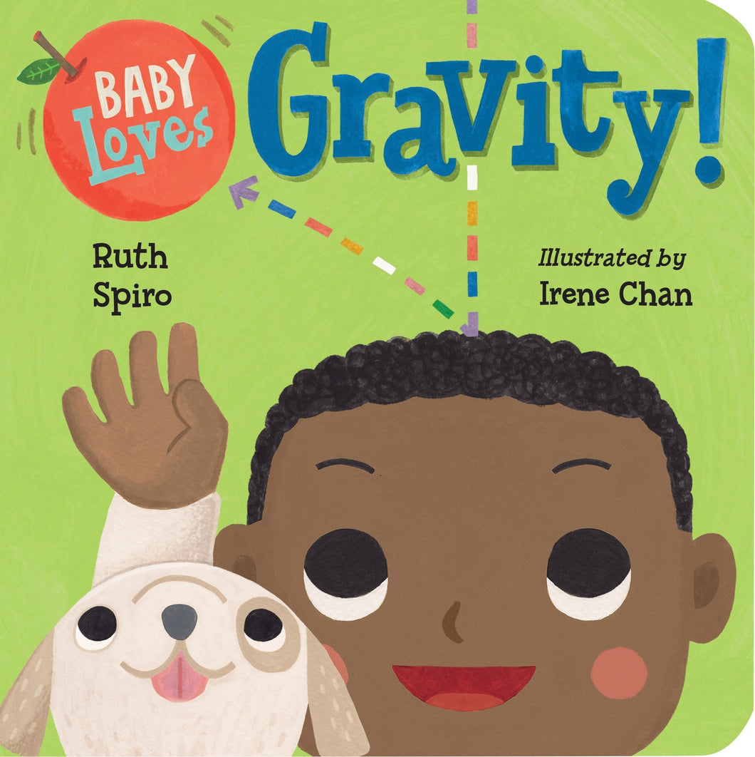 Baby loves Gravity - Me Books Asia Store