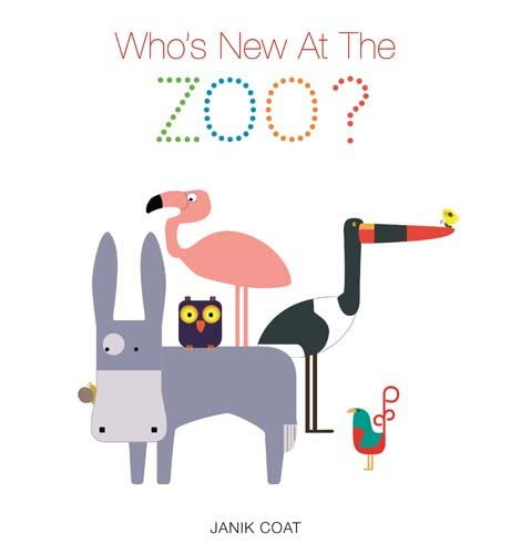 Who's New At The Zoo? - Me Books Store