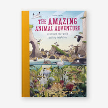 The Amazing Animal Adventure - Me Books Asia Store