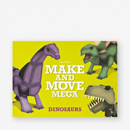 Make and Move Mega: Dinosaurs - Me Books Asia Store