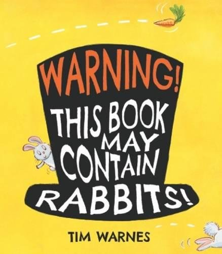 Warning! This Book May Contain Rabbits! - Me Books Asia Store
