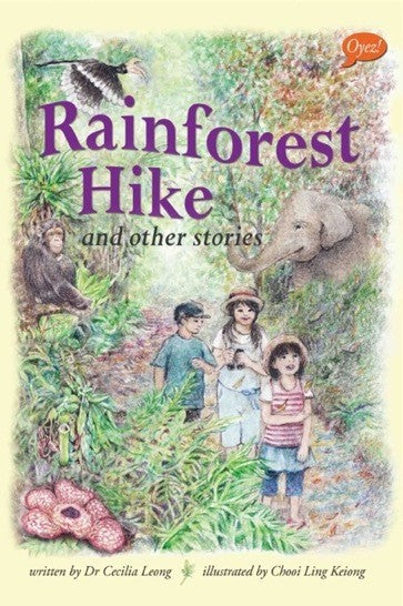 RAINFOREST HIKE - Me Books Asia Store