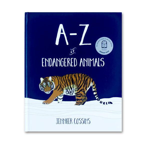 A-Z of Endangered Animals - Me Books Asia Store