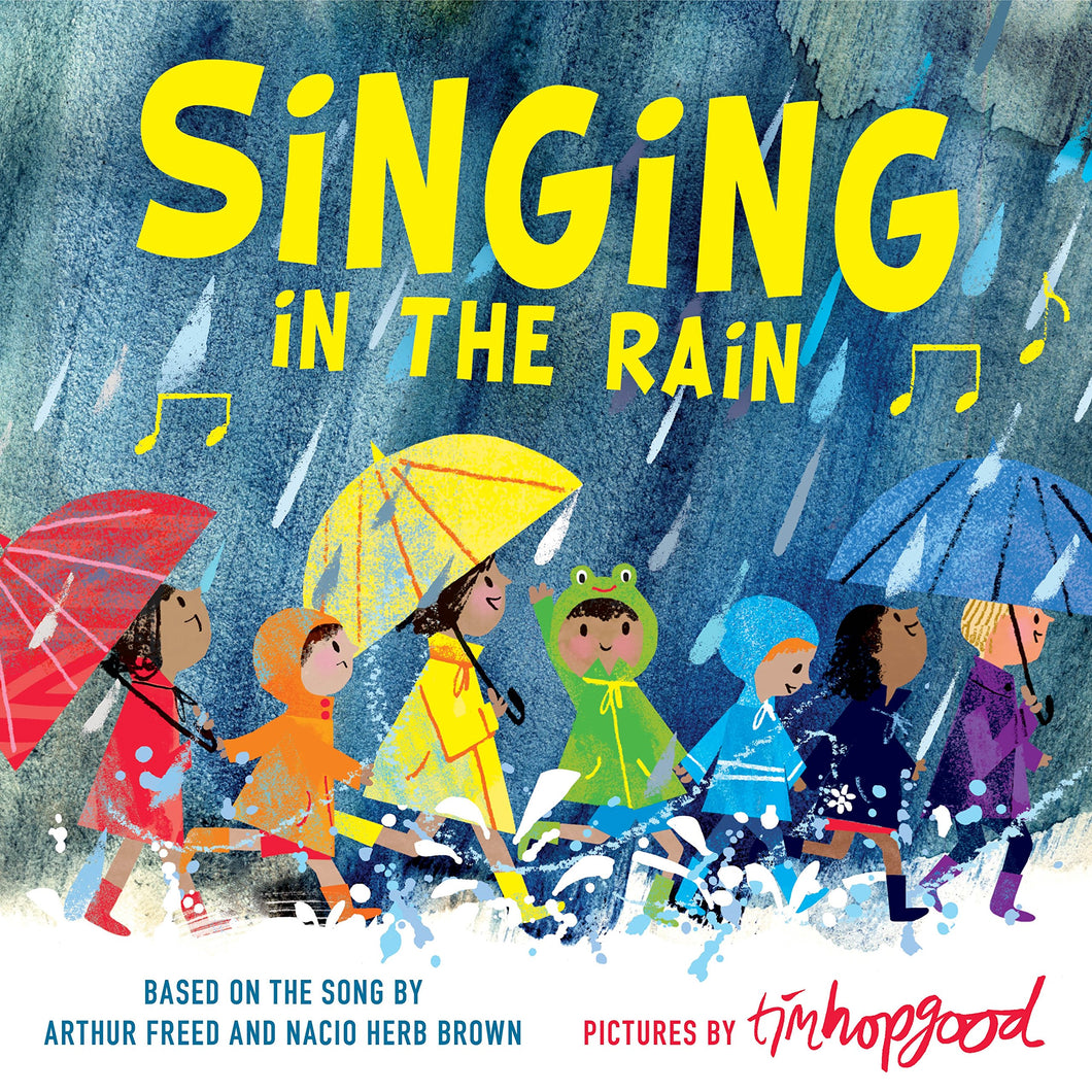 Singing in the Rain - Me Books Asia Store