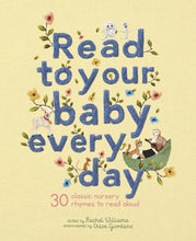 Read to Your Baby Every Day - Me Books Asia Store