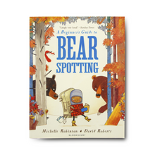 A Beginner's Guide to Bearspotting - Me Books Asia Store