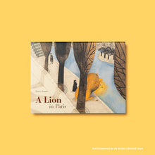 A Lion in Paris - Me Books Asia Store