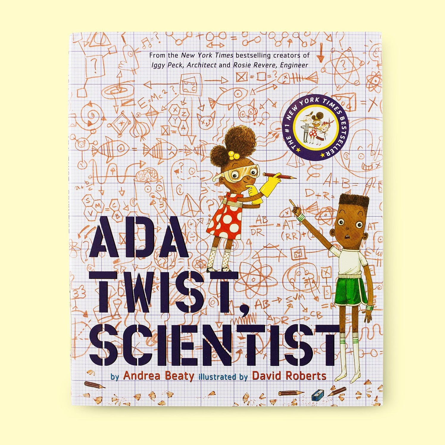 Ada Twist, Scientist - Me Books Asia Store
