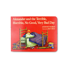 Alexander and the Terrible, Horrible, No Good, Very Bad Day - Me Books Asia Store