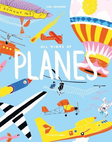 All Kinds of Planes - Me Books Asia Store