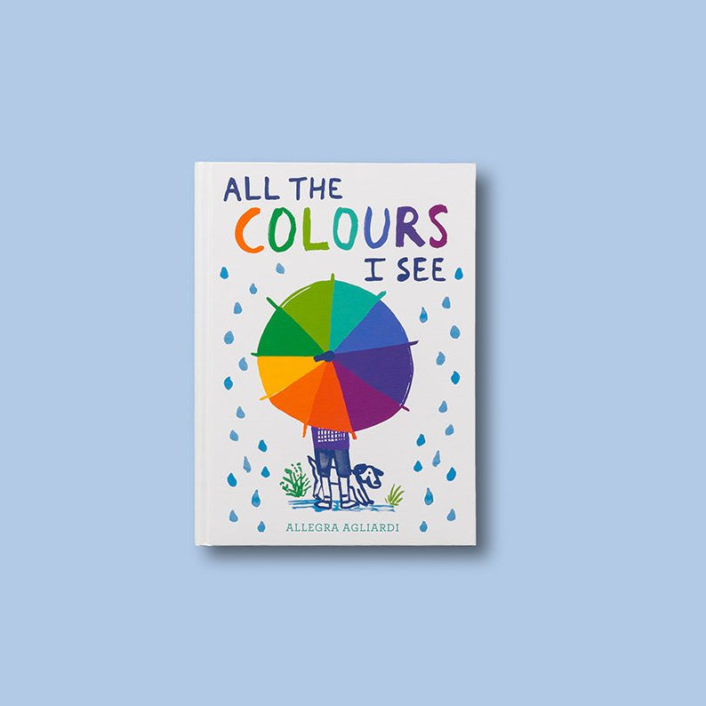 Children's Books - (All the Colours I See) - Me Books Store