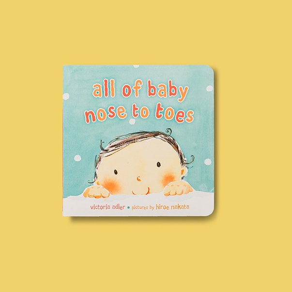 All of Baby, Nose to Toes - Me Books Asia Store