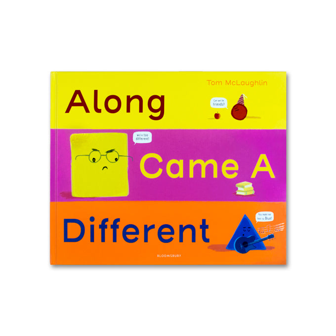 Along Came a Different - Me Books Asia Store
