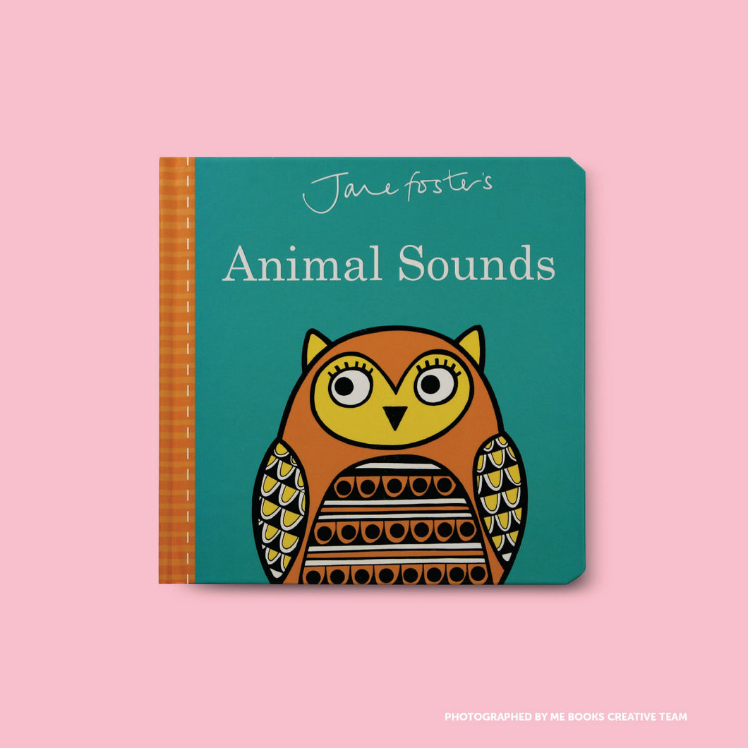 Jane Foster's Animal Sounds - Me Books Asia Store