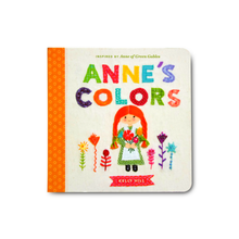Anne's Colors: Inspired by Anne of Green Gables (Anne Concept Books) - Me Books Asia Store