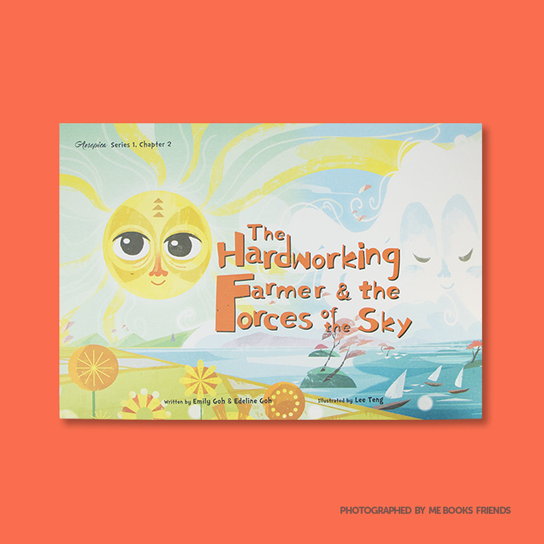 The Hardworking Farmer and the Forces of the Sky - Me Books Store