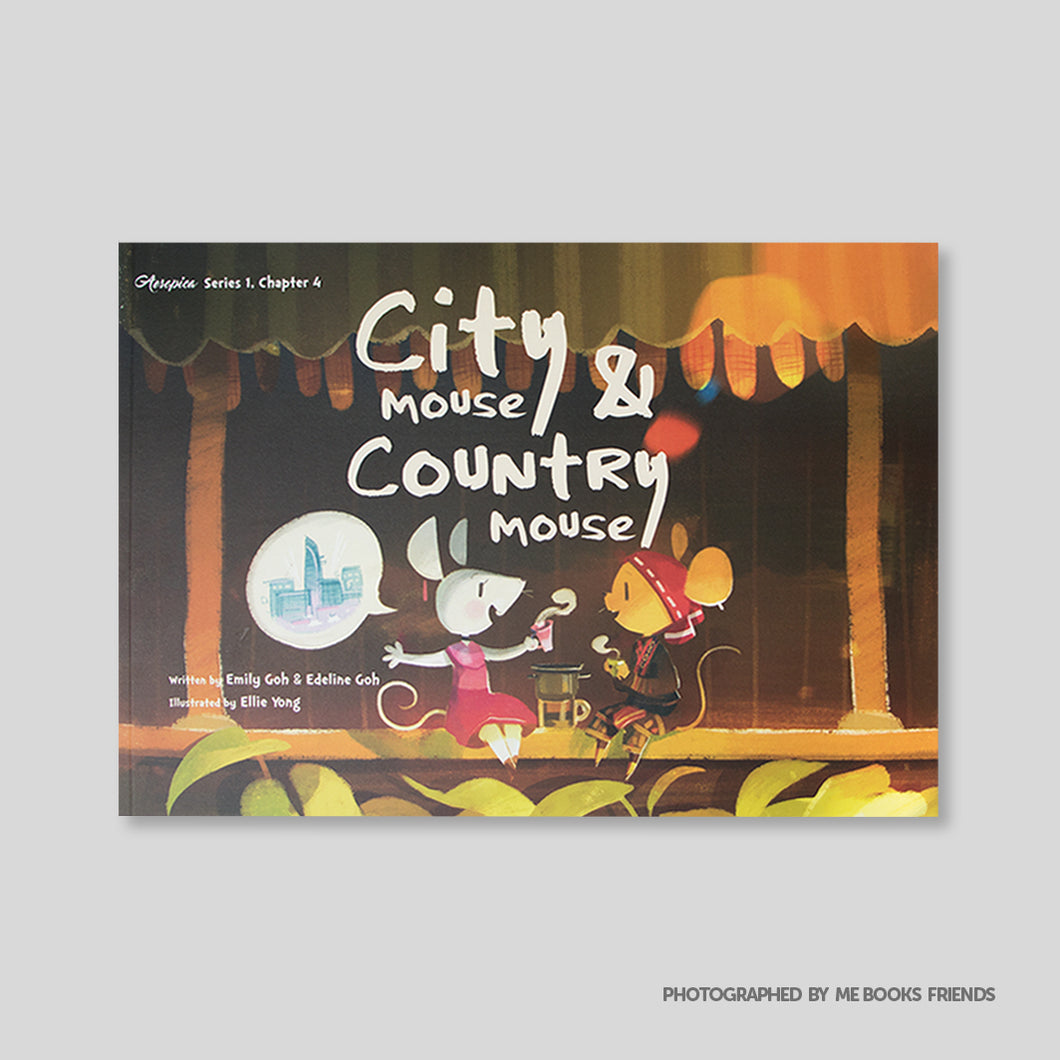 City Mouse & Country Mouse - Me Books Store