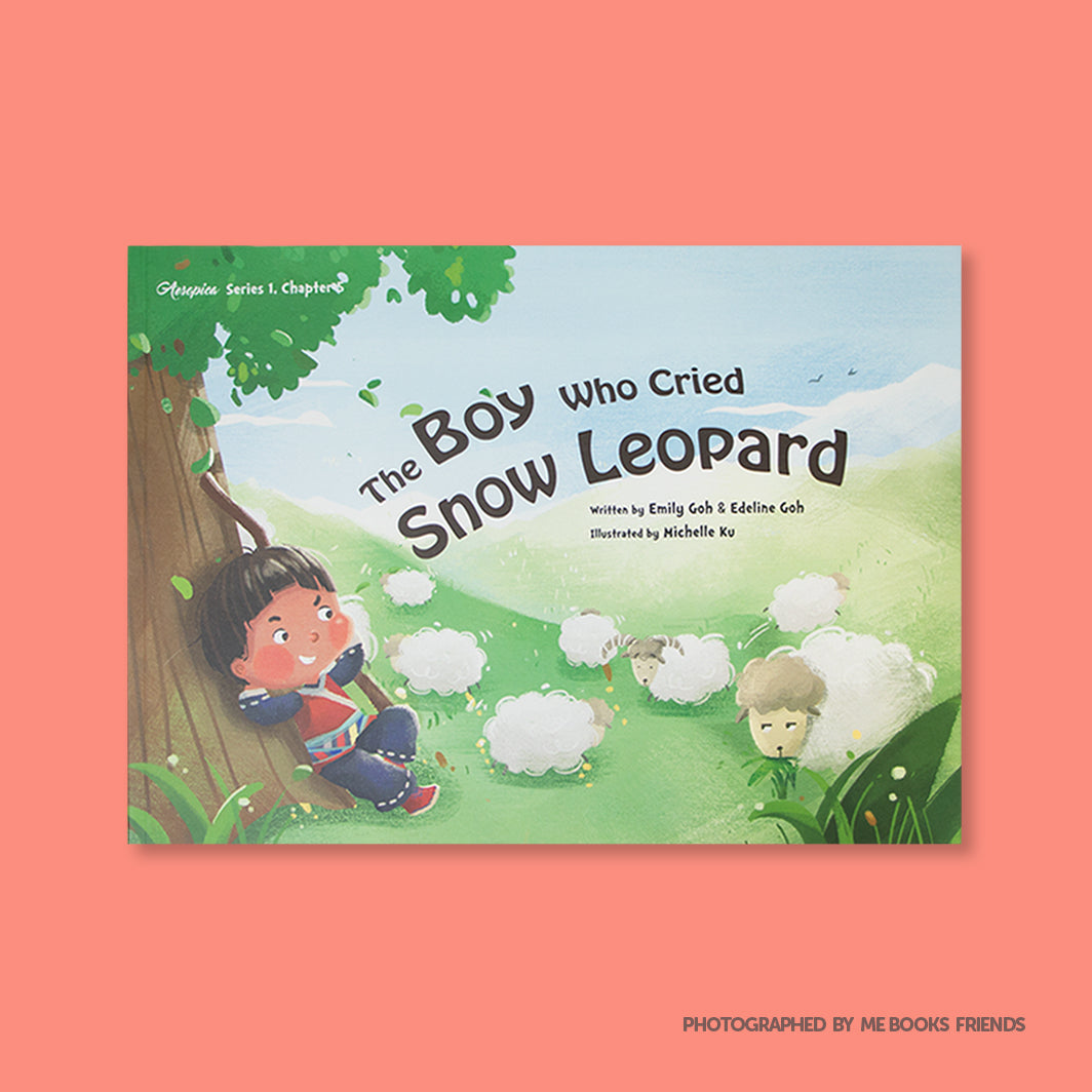 The Boy Who Cried Snow Leopard - Me Books Store