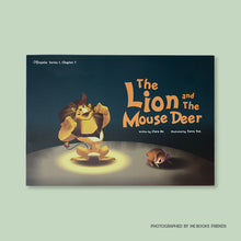 The Lion and the Mouse Deer - Me Books Store