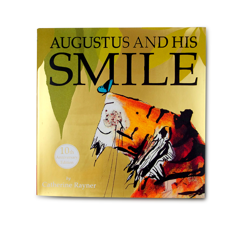 Augustus and His Smile - Me Books Asia Store