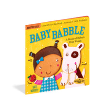 Indestructibles: Baby Babble - Me Books Store