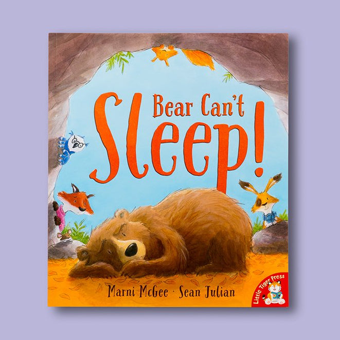 Bear Can't Sleep - Me Books Asia Store