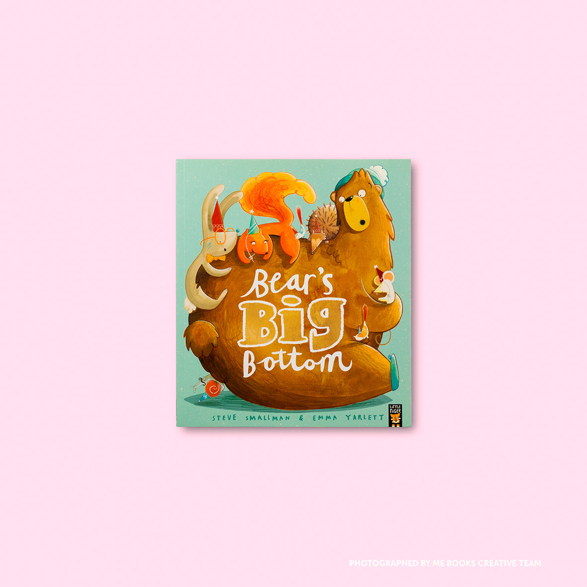 Bear's Big Bottom - Me Books Asia Store