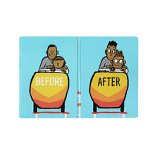 Before and After by Jean Jullien