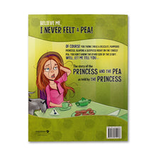 Believe Me, I Never Felt a Pea! As told by the Princess - Me Books Asia Store
