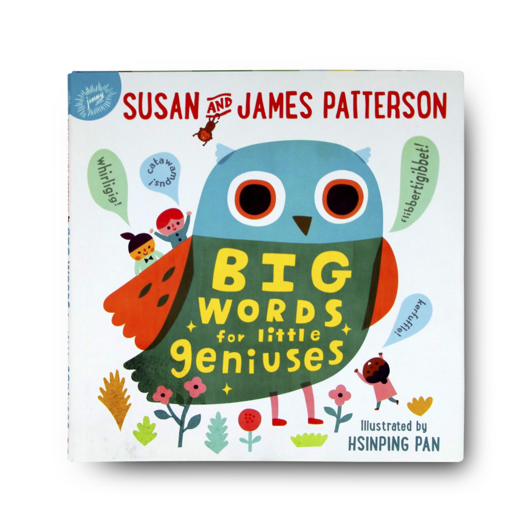 Big Words for Little Geniuses - Me Books Asia Store