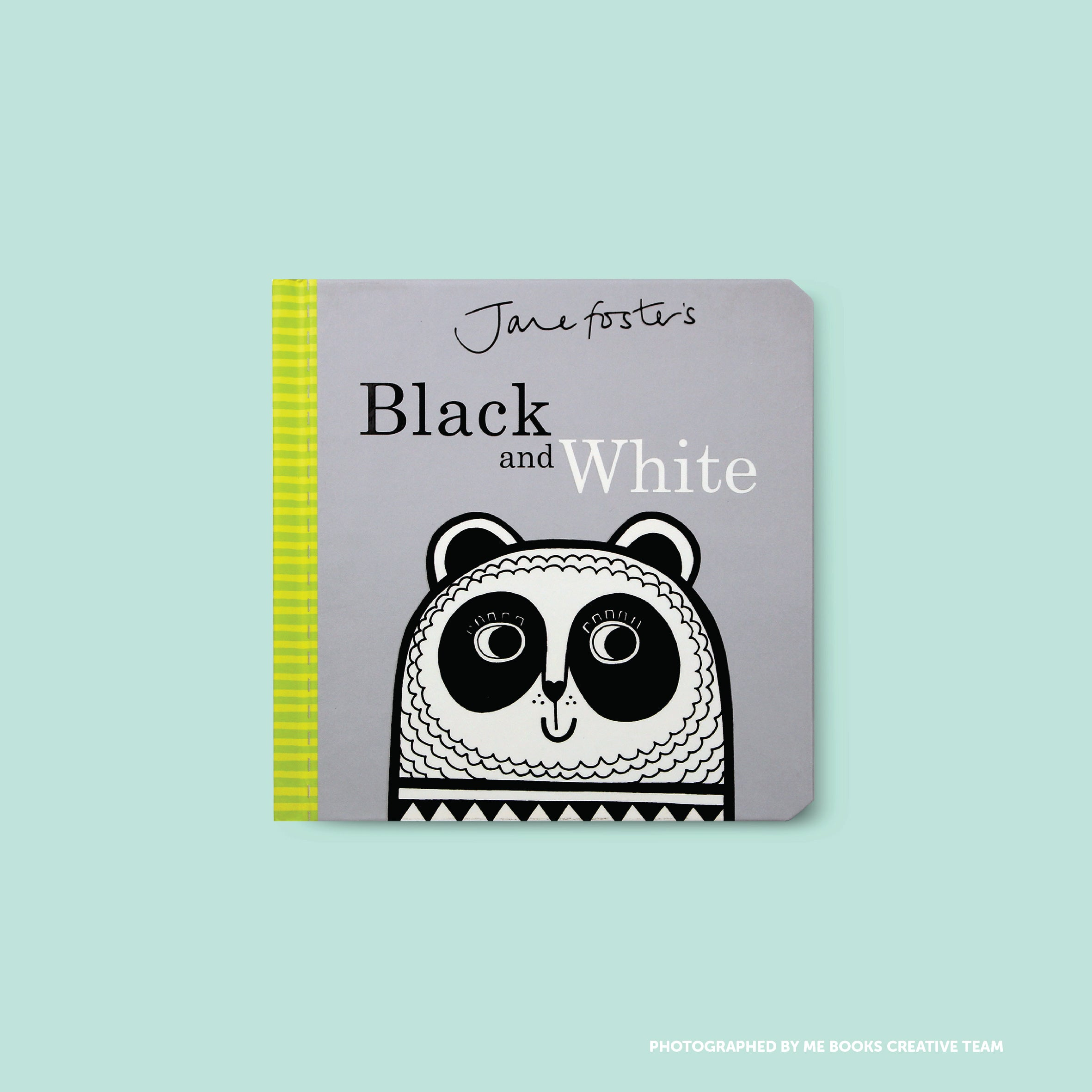 Jane Foster's Black and White - Me Books Asia Store