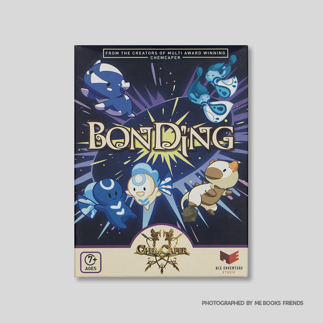 BonDing Card Game by ChemCaper - Me Books Store
