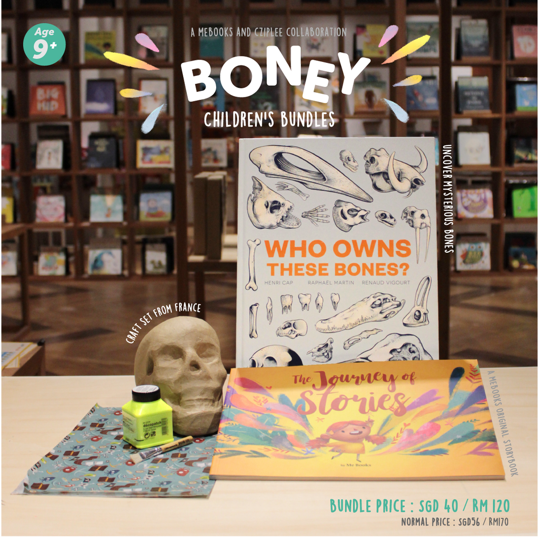 Boney Children's Bundle