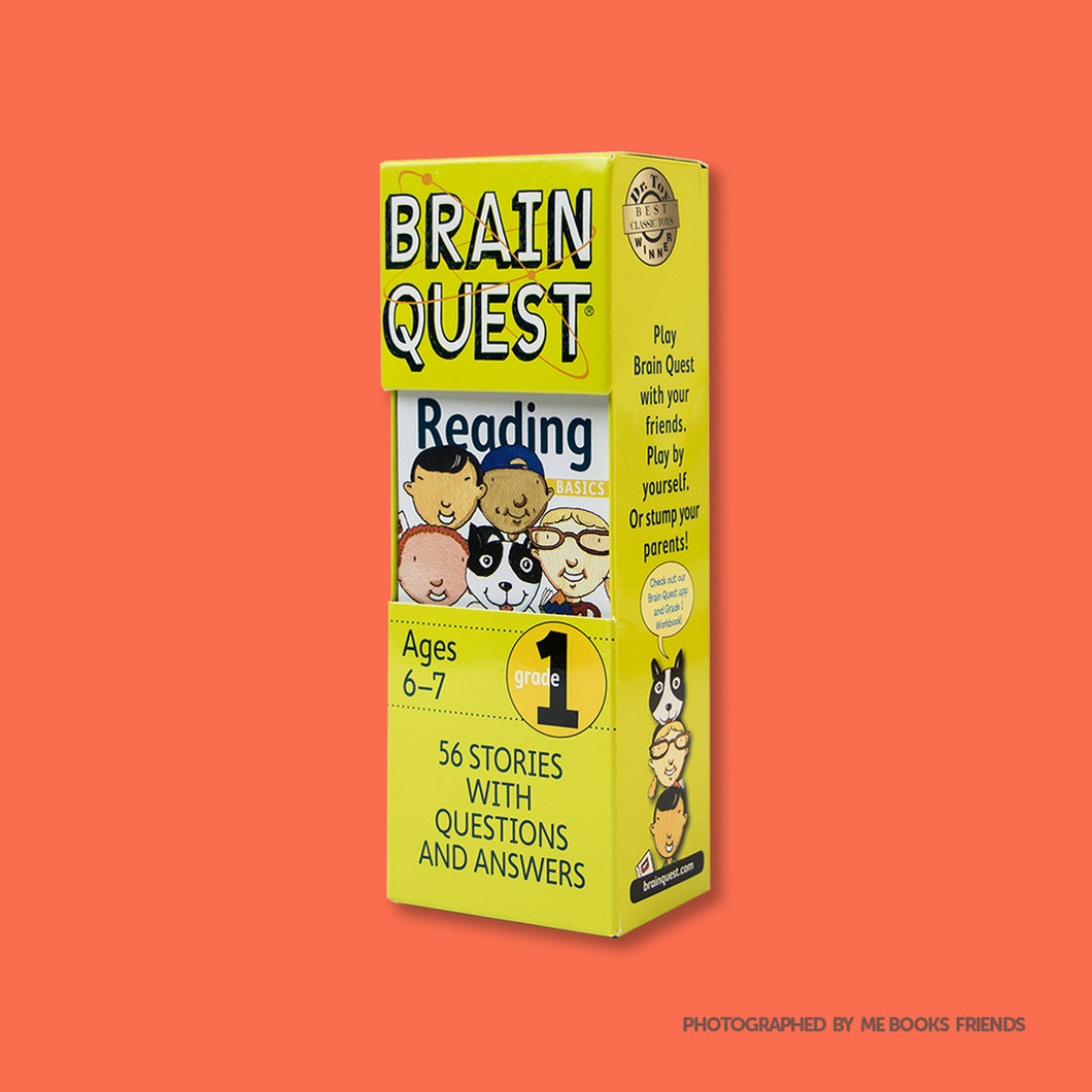 Brain Quest Grade 1 Reading - Me Books Store