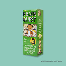Brain Quest Grade 3: 1,000 Questions and Answers to Challenge the Mind - Me Books Store