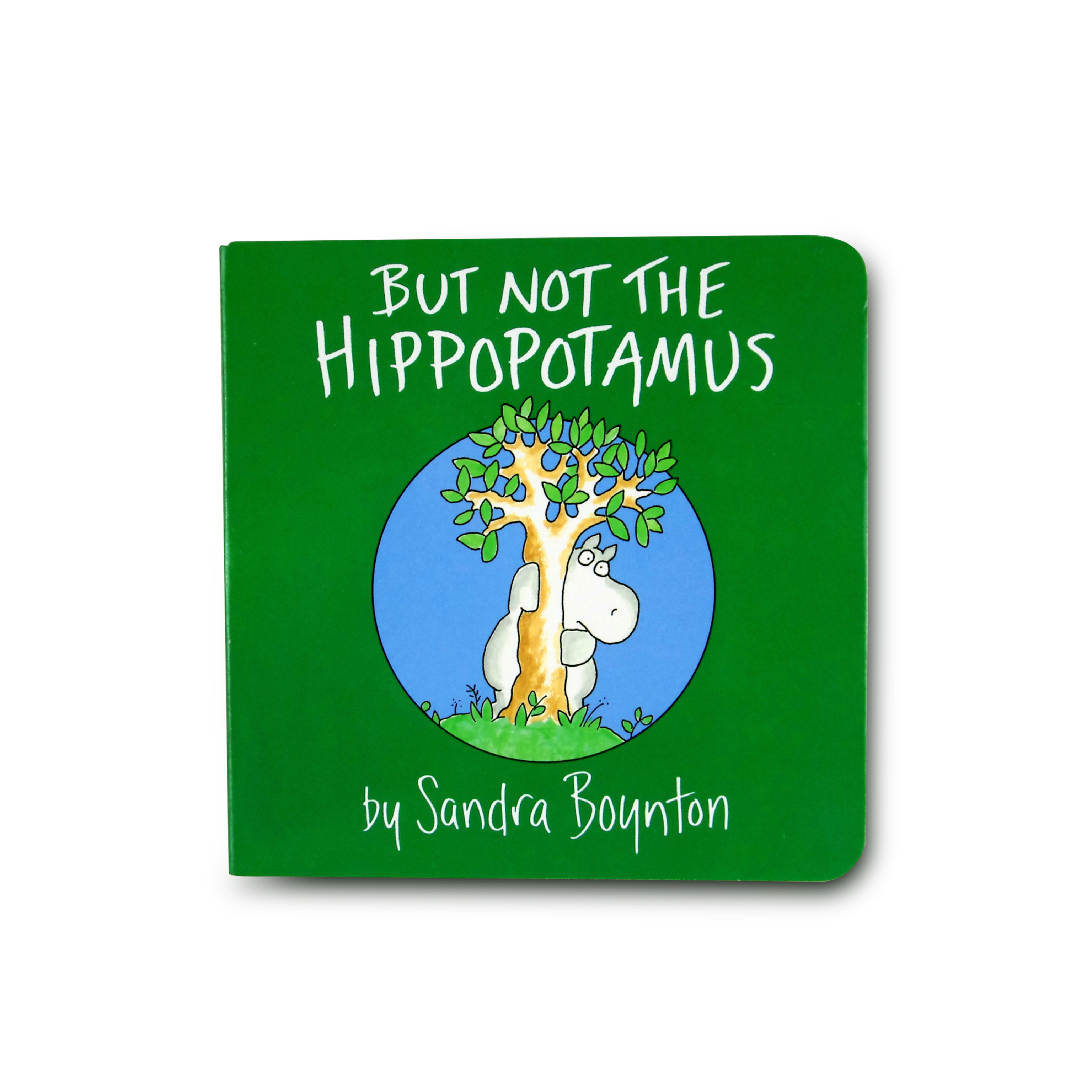 But Not the Hippopotamus (Boynton on Board) - Me Books Asia Store