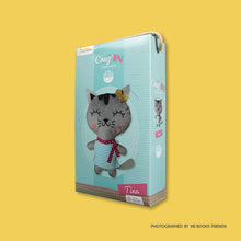Avenue Mandarine Little Couz in Tina the Cat - Me Books Store