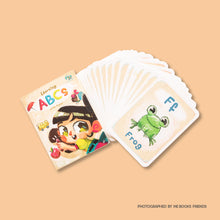 ABC Learning Cards - by Cubicto Studio - Me Books Asia Store